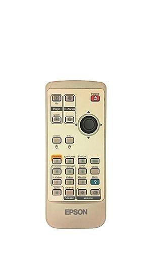 Amazon.com: Epson 129175400 Proyector POWERLITE 82 C mando a ...