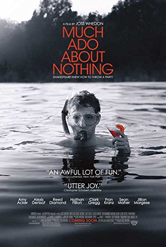 (Much Ado About Nothing (2013) 11 x 17 Movie Poster - Style B )