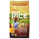 Lotus Foods, Organic Red Rice,15-Ounce (Pack of 6)