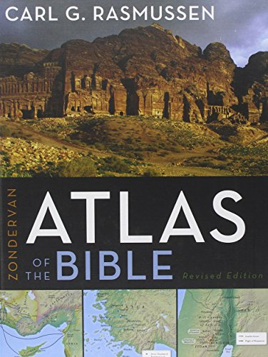 Zondervan Niv Atlas Of The Bible