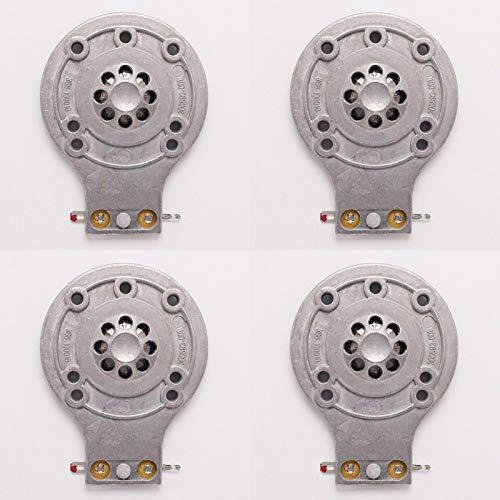 FidgetGear 4PCS Replacement Diaphragm Fits For JBL 2412 JRX SF and TR Series 2412H-1 2412H ()