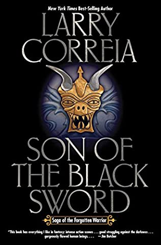 book cover of Son of the Black Sword