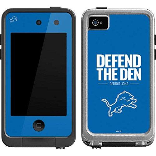 Detroit Lions Ipod Skin - 4