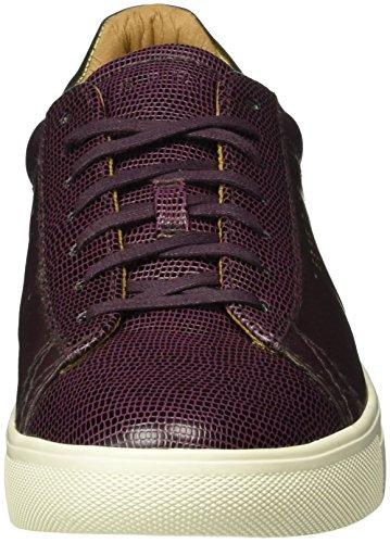 Esprit Lizette Lace Up, Zapatillas para Mujer Morado (515 Aubergine)