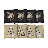 Victory Tailgate 8 Army Black Knights Regulation All Weather Cornhole Bags