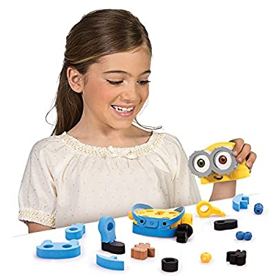Bloco Toys Minion Bob Building Kit: Toys & Games