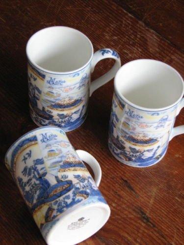 Real Old Willow - Royal Albert Afternoon Tea Mug Real Old Willow