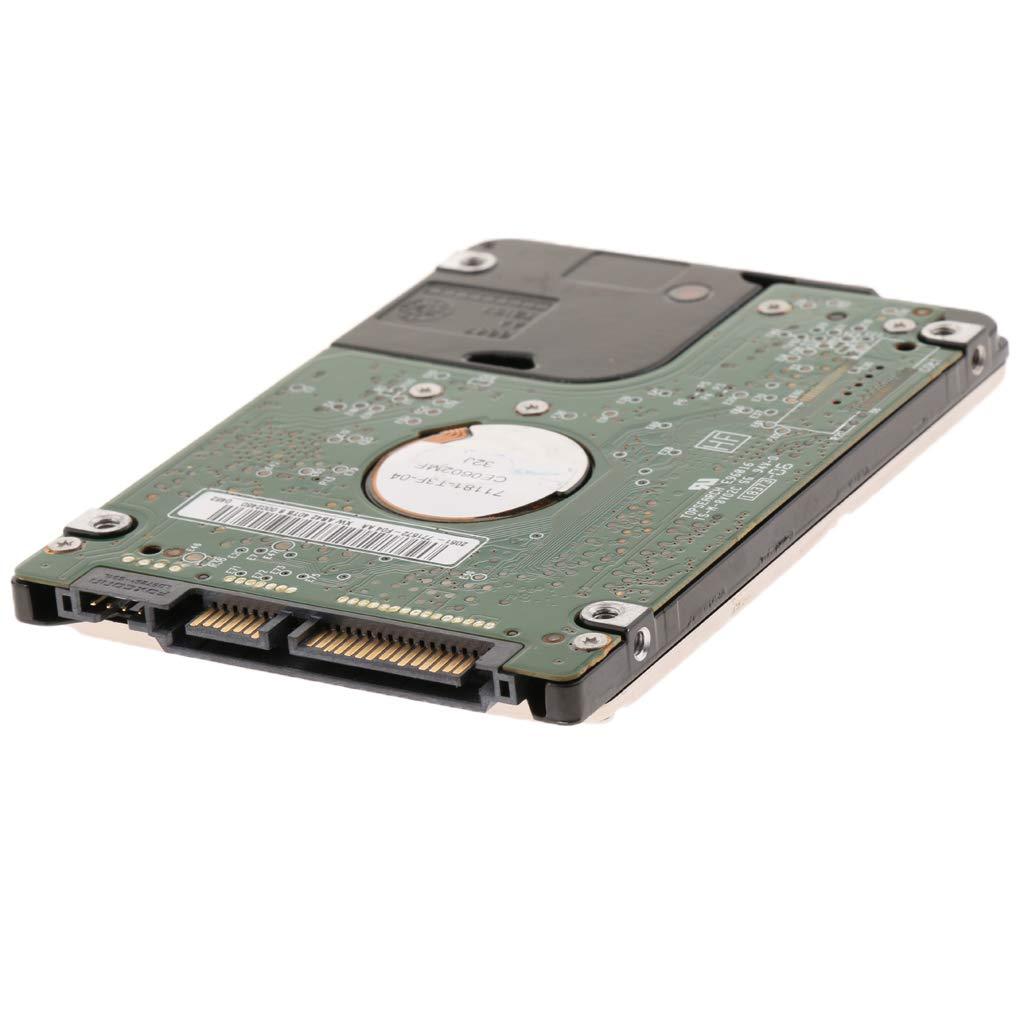 KESOTO 1 Pieza de Disco Duro 2.5 Pulgadas SATA Interno Reemplazo Interfraz Compatibilidad 160 GB