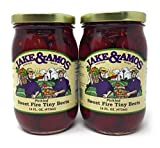 Jake & Amos - Sweet Fire Tiny Beets / 2 - 16 Oz. Jars