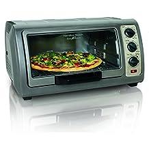 Hamilton-Beach 31126C 6 Slice Easy Reach Toaster Oven
