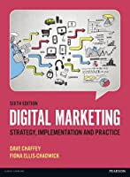 Digital Marketing, 6th Edition Front Cover
