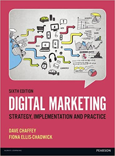 Digital marketing 6th edition dave chaffey fiona ellis chadwick digital marketing 6th edition dave chaffey fiona ellis chadwick 9781292077611 amazon books fandeluxe Gallery