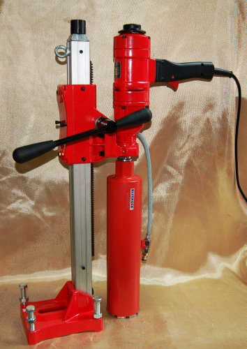 BLUEROCK ® Tools 4'' Concrete Core Drill Model 4'' Z-1WS Coring Drill by BLUEROCK TOOLS
