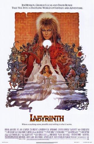 Labyrinth - Movie Poster - 11 x 17 ()