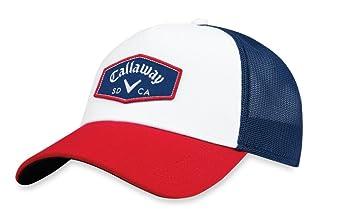 6da02b08931 Callaway Golf 2018 Tour Authentic Adjustable Trucker Hat