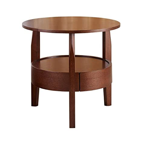 Swell Amazon Com L Life End Tables Side Table Solid Wood 2 Tier Short Links Chair Design For Home Short Linksinfo