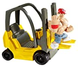 WWE Rumblers Forklift Smash Playset