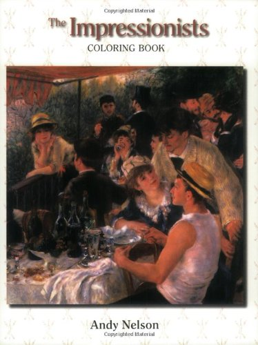 The Impressionists Coloring Book pdf