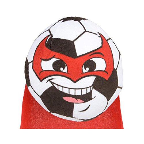5'' Super Hero Soccer by Bargain World