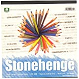 Rising Stonehenge Drawing Pads 8 in. x 8 in. 15 sheets [PACK OF 2 ]