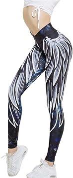 LILICAT® Pantalones Chandal Deportivos Running Cintura Alta ...