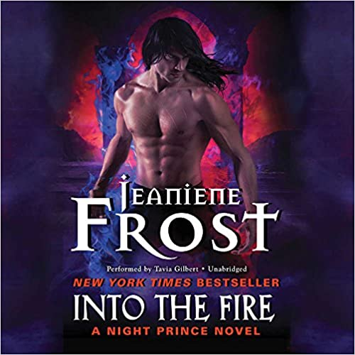 Book Into the Fire (Night Prince)