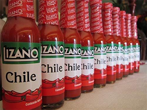 Chile Lizano Hot Sauce - 62 g (2 Pack)