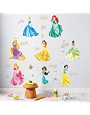 ufengke® Cartoon White Snow Princess Wall Decals, Children'S Room Nursery Removable Wall Stickers Murals