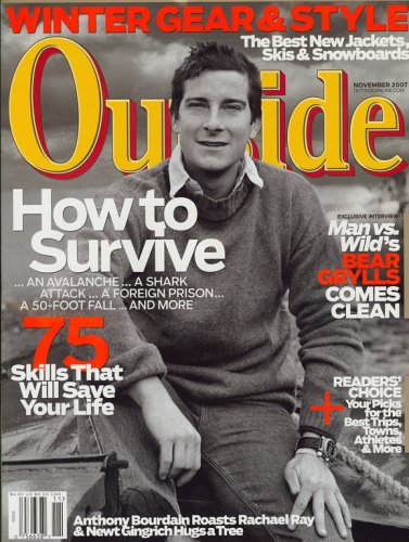 - Outside, November 2007 Issue