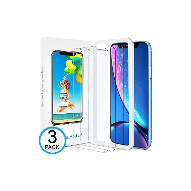 iPhone XR Screen Protector [3-Pack] ASLA