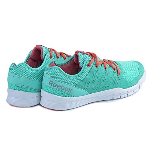 Reebok - Zmove TR 20 - M48875 - Couleur: Blanc-Rose-Turquoise - Pointure: 37.0