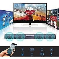 FidgetFidget Wireless Subwoofer Bluetooth Wireles Speaker TV Home Soundbar Sound Bar 550mm