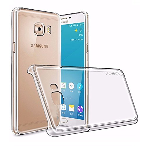 SmartLike Samsung Galaxy C9 Pro HOT Hard Transparent Case Cover for Samsung Galaxy C9 Pro