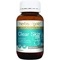 Herbs of Gold Clear Skin 60 Tablets, 60 count