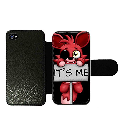 Fnaf Plush Foxy Wallet Case iPhone 6 (Foxy Purse)