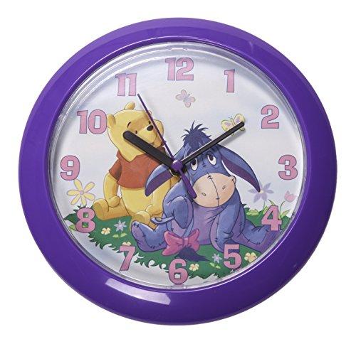 Disney Winnie the Pooh wall clock (Clock The Winnie Pooh)