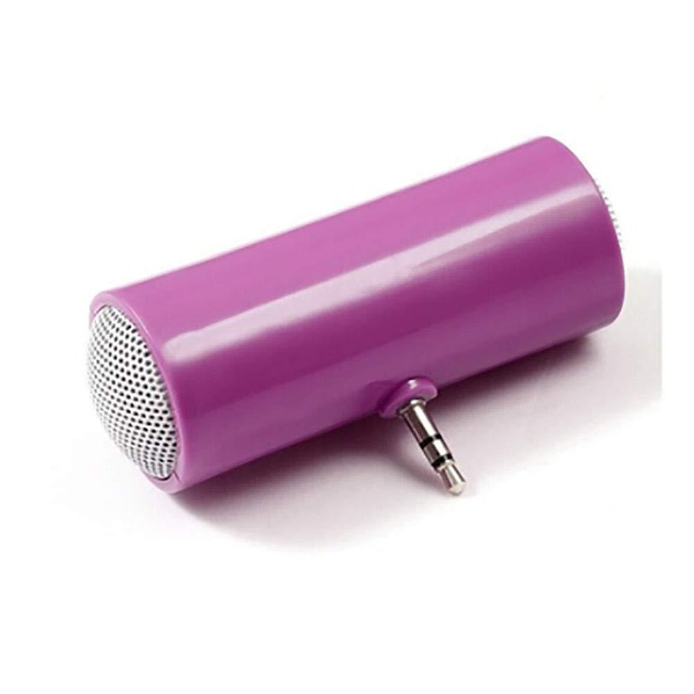 AimeFor 3.5mm Portable Speaker Mp3 Player Amplifier Stereo Mini Speaker Mobile Phone Loudspeaker