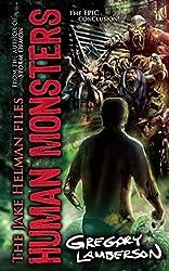 Human Monsters (Jake Helman Files Series)