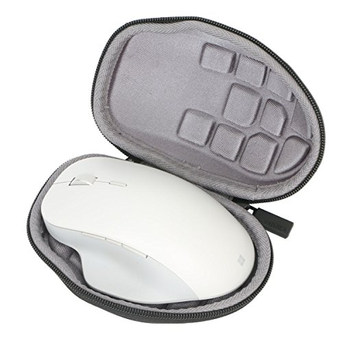 Hard Travel Case for Microsoft Surface Precision Mouse by co2CREA ... (Case for Mouse)