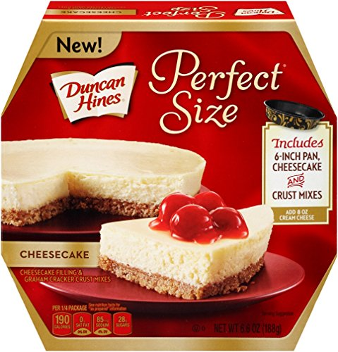 Duncan Hines Perfect Dessert Cheesecake product image