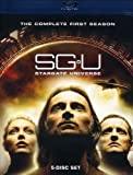 Sgu Stargate Universe: The Complete First Season Blu-ray