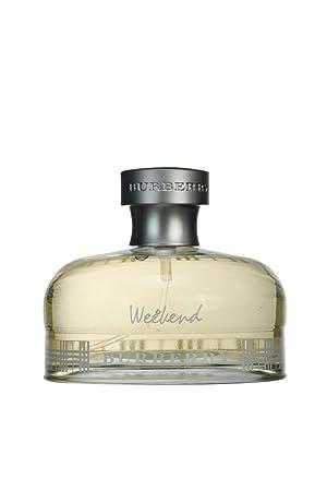Burberry Weekend Eau de Parfum Spray para Mujer - 100 ml: Amazon.es: Belleza