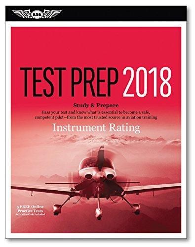 Test Prep 2018: Instrument Rating