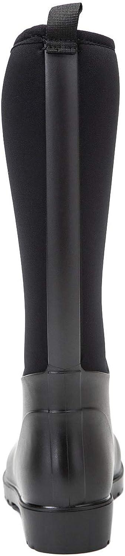 DKSUKO Womens Muck Boots Waterproof High Performance Rubber Rain Boots for Women