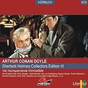 Sherlock Holmes Collectors Edition III   Arthur Conan Doyle