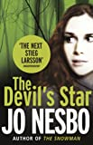 Front cover for the book The Devil's Star by Jo Nesbo