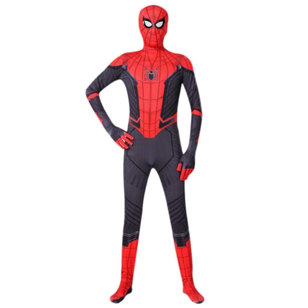 ERTSDFXA Expedición Spiderman Medias Cosplay Disfraz Disfraz De ...