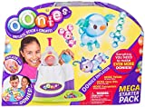 Oonies are the coolest way to create! Take an Oonies pallet, place it in the inflator and watch it magically grow into an Oonie! They stick to each other so you can make amazing creatures and designs! No glue. No water, no mess. Just air fill...