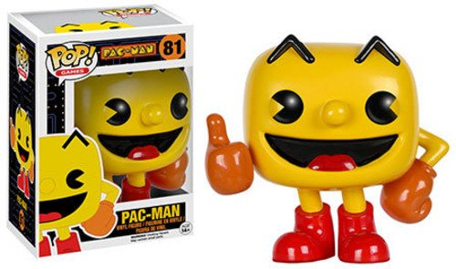 Funko POP Games: Pac-Man Action ...
