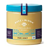 Buzz and Bloom Honey Creamy Spread, Original, 12 Ounce
